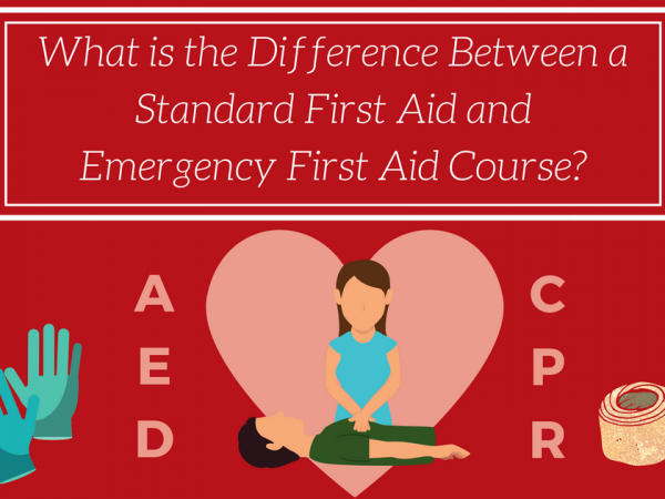 AED & CPR Graphic