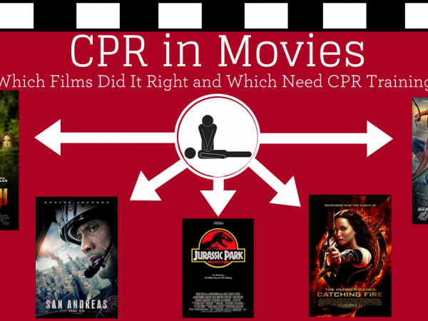 CPR in Movies - Which Need CPR Training Image