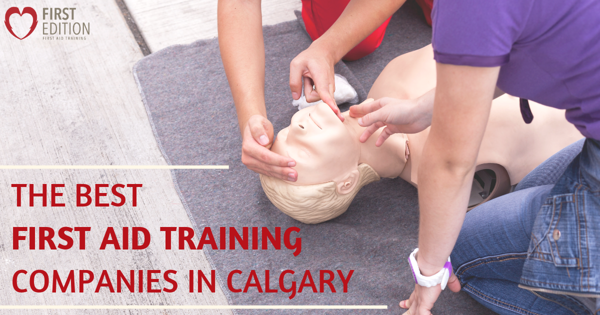 Best First Aid Training Companies Calgary - Image