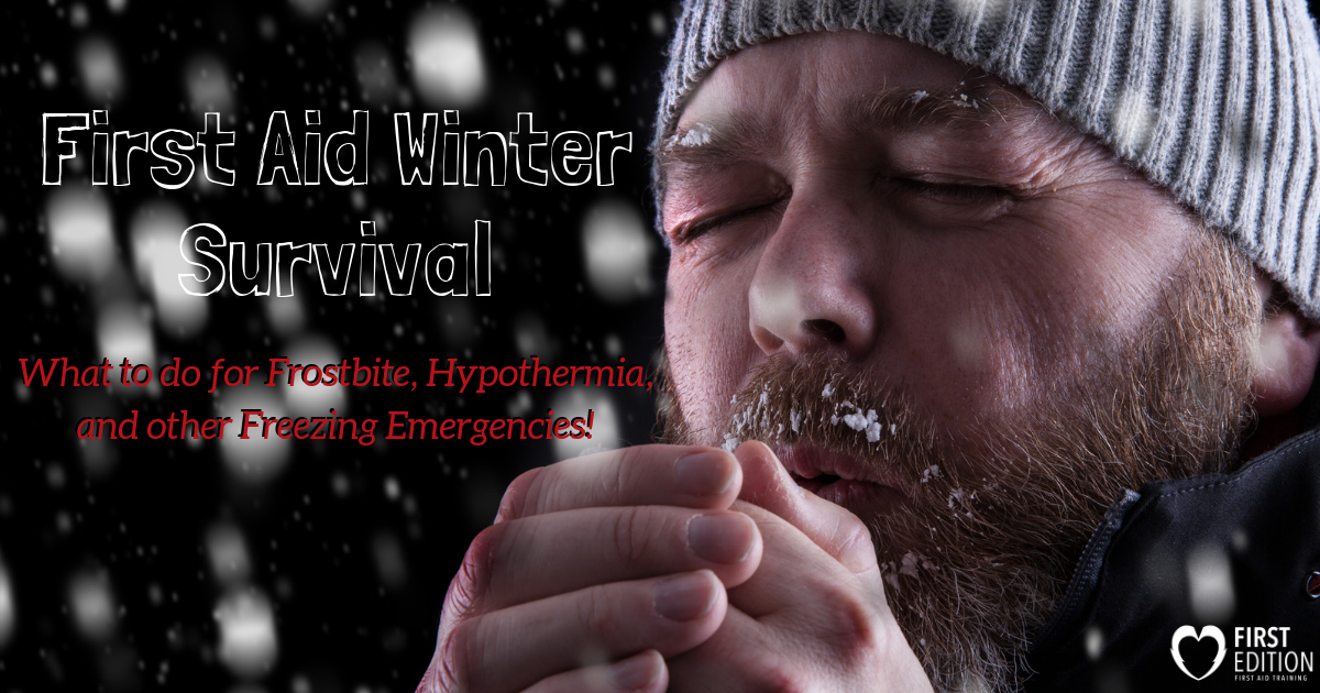 First Aid Winter Survival Image