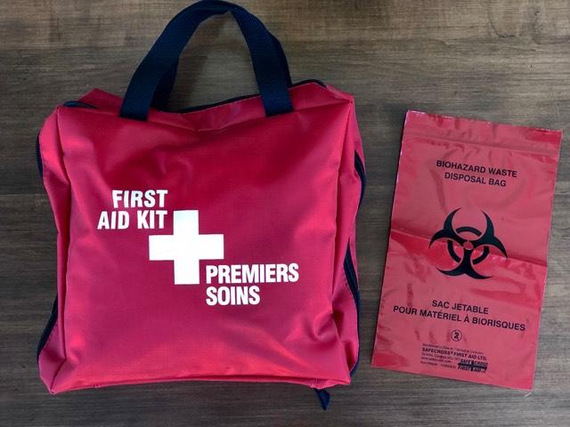 FIRST AID KIT - Bio Bag
