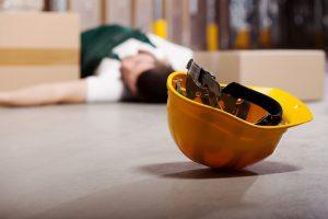 Workplace Injury - Fall