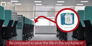 Install AED - Workplace Safety